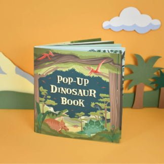 Whirligig Toys - Pop Up Dinosaur Book2
