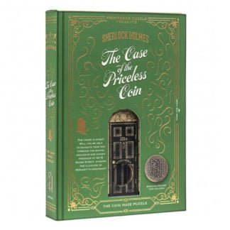 Whirligig Toys - Sherlock Holmes Pricesless Coin1