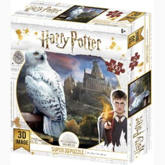 Whirligig Toys - Harry Potter Jigsaw Hedwig