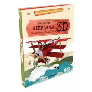 Whirligig Toys - 3D Airplane1