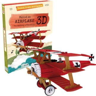 Whirligig Toys - 3D Airplane2