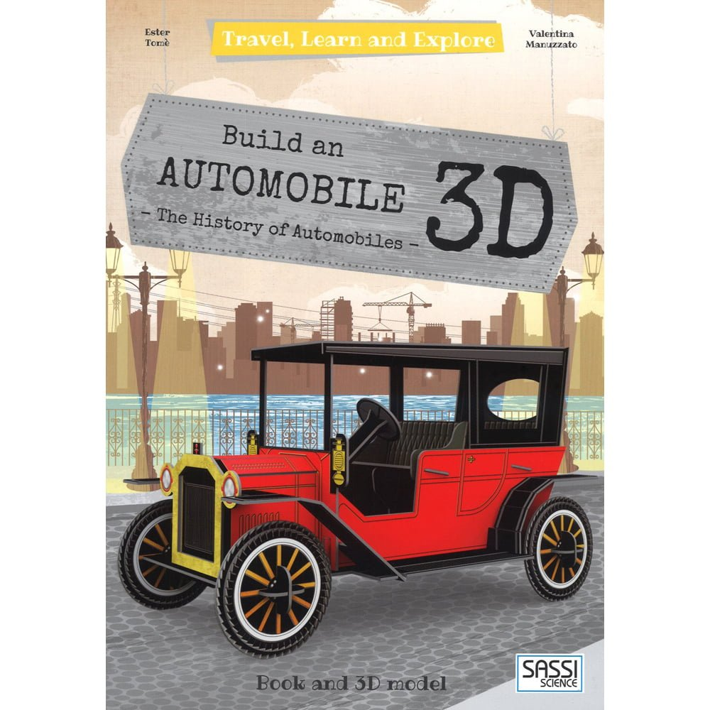 Whirligig Toys - Build A 3D Automobile1
