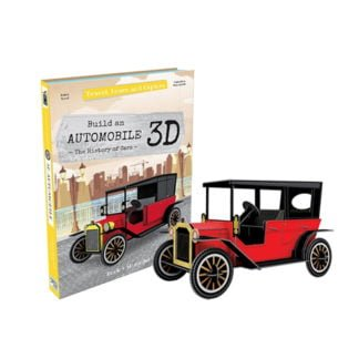 Whirligig Toys - Build A 3D Automobile2
