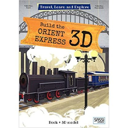 Whirligig Toys - Build The Orient Express1