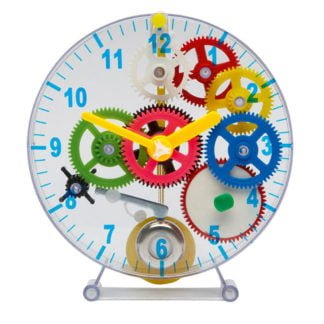 Whirligig Toys - Clock Kit2
