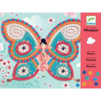 Whirligig Toys - Djeco Butterfly Mosaics1