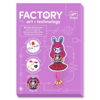 Whirligig Toys - Djeco Electrical Bunny Girl1