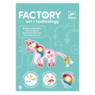 Whirligig Toys - Djeco Electrical Jewellery Unicorn1