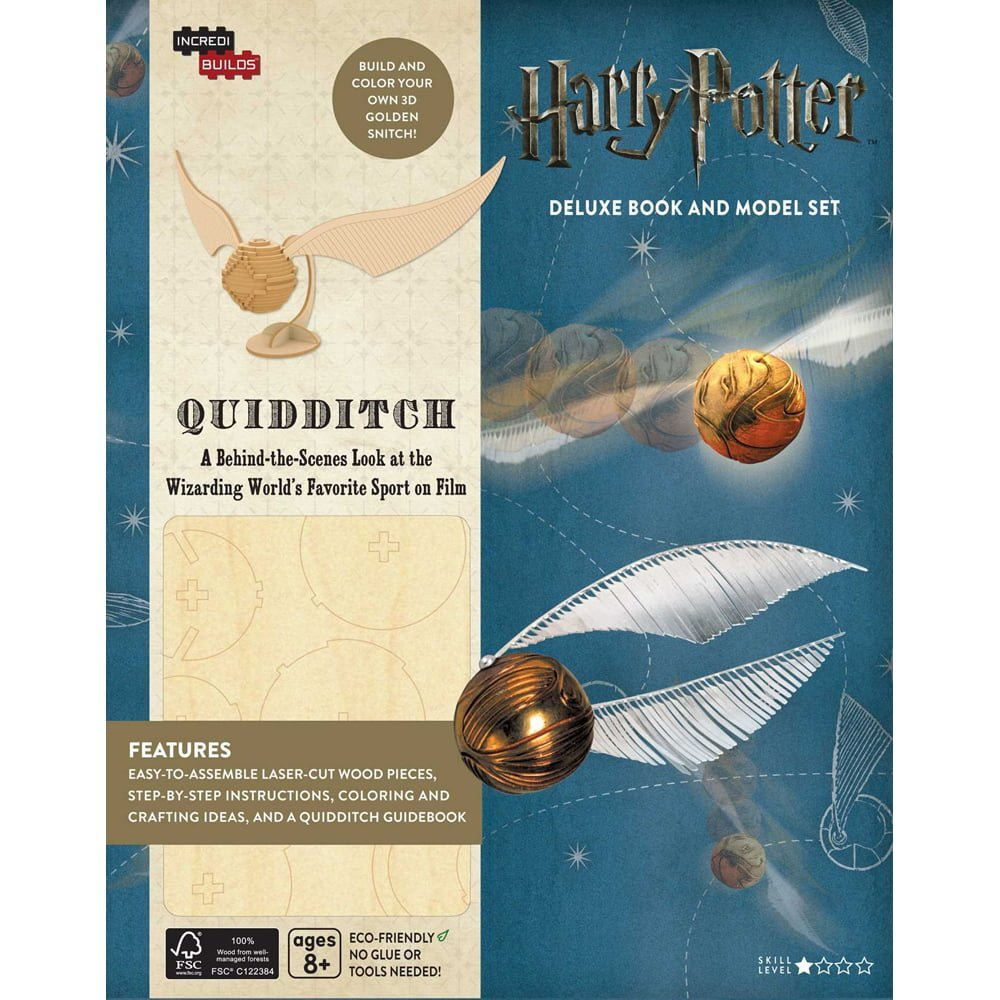 Whirligig Toys - Harry Potter Quidditch1