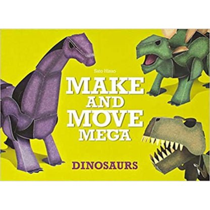 Whirligig Toys - Make and Move Dinosaurs1
