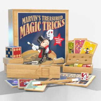 Whirligig Toys - Marvin's Treasured Magic Tricks2