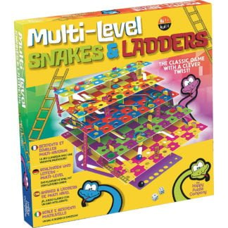 Whirligig Toys - Multi Level Snakes Ladders1