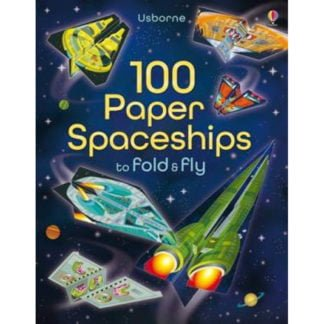 Whirligig Toys - 100 Paper Spaceships