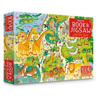 Whirligig Toys - At The Zoo Jigsaw1