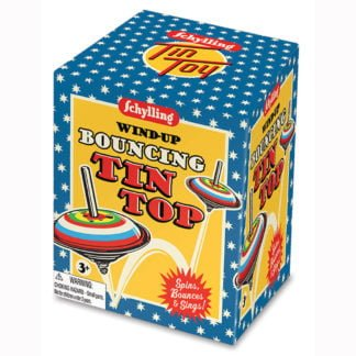 Whirligig Toys - Bouncing Tin Top1