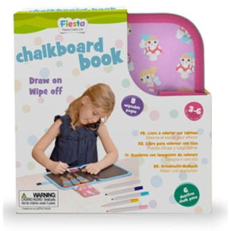Whirligig Toys - Chalkboard Book Fairies1
