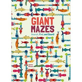 Whirligig Toys - Count And Search Giant Mazes