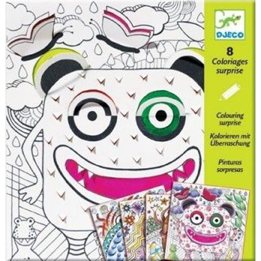 Whirligig Toys - Colouring Surprise Monsters1