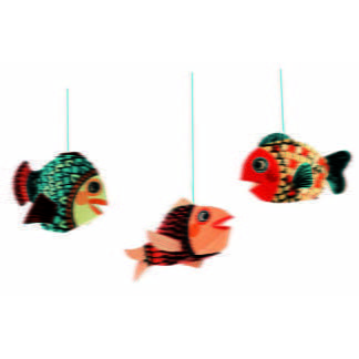 Whirligig Toys - Fish Mobile2