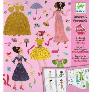 Whirligig Toys - Dress Up Stickers1