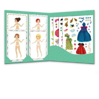 Whirligig Toys - Paper Doll Stickers2