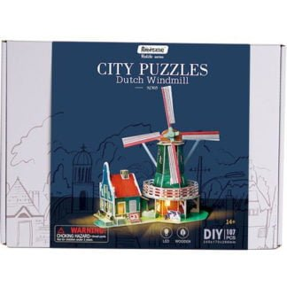 Whirligig Toys - Dutch Windmill1