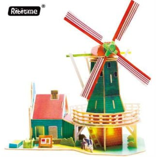 Whirligig Toys - Dutch Windmill2