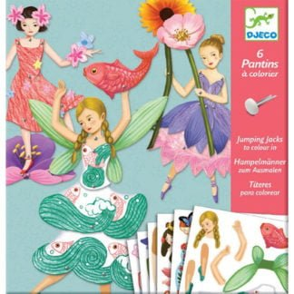 Whirligig Toys - Fairy Jumping Jacks1
