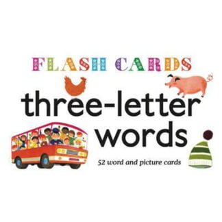 Whirligig Toys - Flashcards 3 Letter Words1