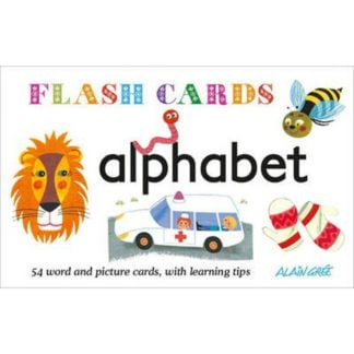 Whirligig Toys - Flashcards Alphabet1