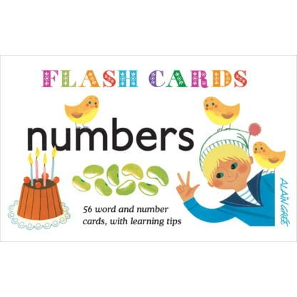 Whirligig Toys - Flashcards Numbers1