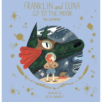 Whirligig Toys - Franklin and Luna Go To The Moon1