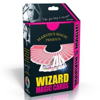 Whirligig Toys - Marvin's Magic Wizard Cards1