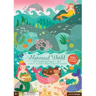 Whirligig Toys - Mermaid Stickers1