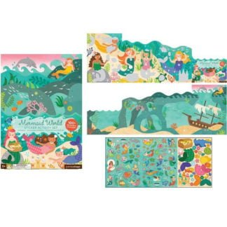 Whirligig Toys - Mermaid Stickers2