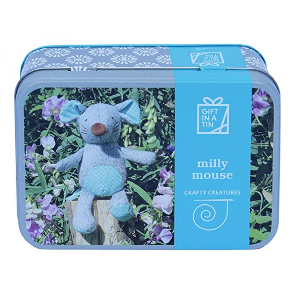 Whirligig Toys - Milly Mousel in a Tin1