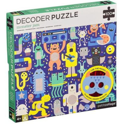 Whirligig Toys - Monster Decoder Puzzle1