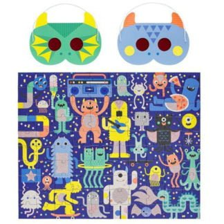 Whirligig Toys - Monster Decoder Puzzle2