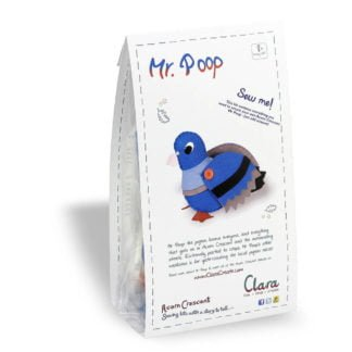 Whirligig Toys - Mr Poop Sewing Kit1