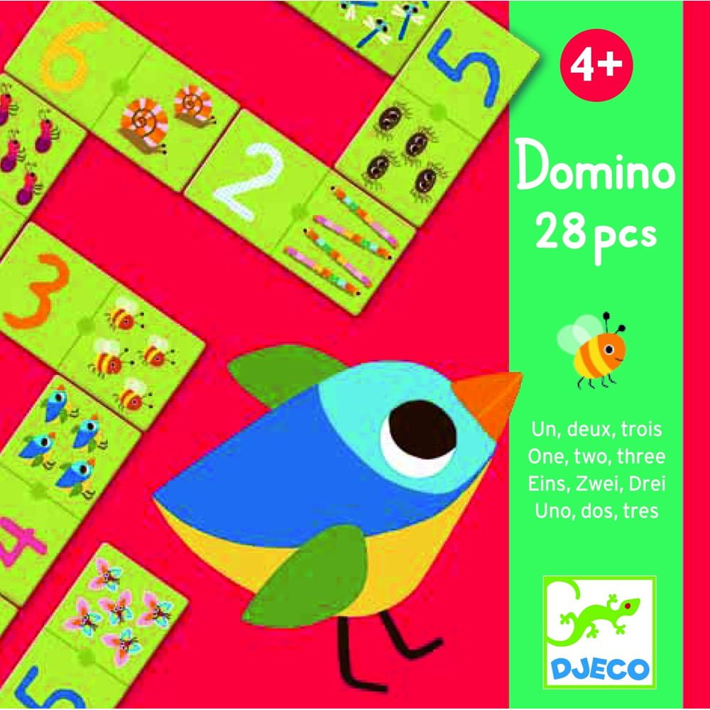 Whirligig Toys - Insect Dominoes1