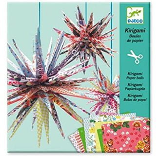 Whirligig Toys - Origami Decorations1