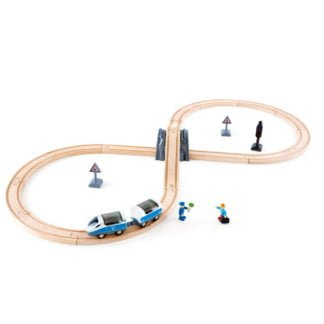 Whirligig Toys - Passenger Train Set2