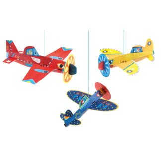 Whirligig Toys - Planes Mobile2