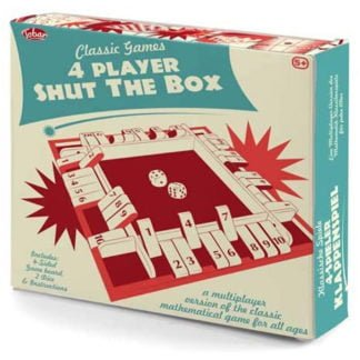 Whirligig Toys - Shut The Box 4 Player1