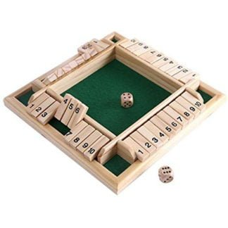 Whirligig Toys - Shut The Box 4 Player2
