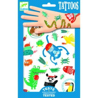 Whirligig Toys - Snouts Tattoos1