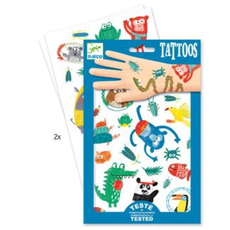 Whirligig Toys - Snouts Tattoos2