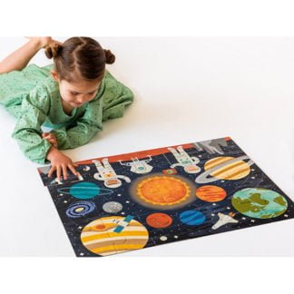 Whirligig Toys - Space Floor Jigsaw2
