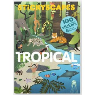 Whirligig Toys - Tropical Stickerscape1