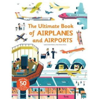 Whirligig Toys - Ultimate Book of Airplanes1